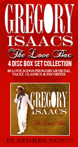 Gregory Isaacs - The Love Box