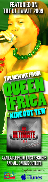 Queen Ifrica Ultimate Ad